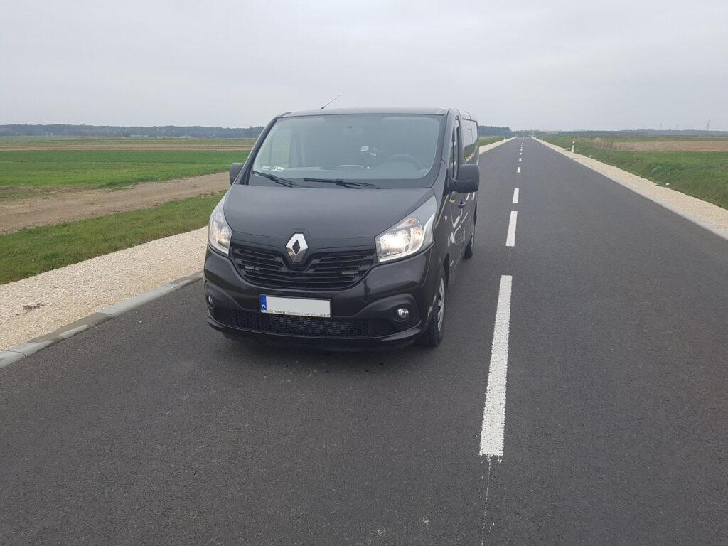 wypożyczalnia busów Kielce Renault Trafic